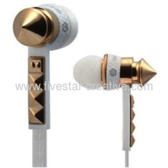 Heartbeats 2.0 Lady Gaga by Monster Beats by Dr.Dre In-Ear Headphones with ControlTalk White