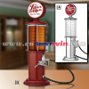 RETRO GAS PUMP DRINK DISPENSER