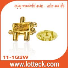 11-1G2W 2- way splitter