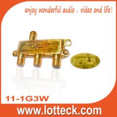11-1G3W 3- way splitter