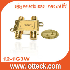 12-1G3W 3- way splitter