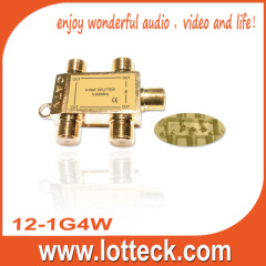 12-1G4W 4- way splitter