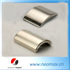 Sintered Segment NdFeB Magnet In China