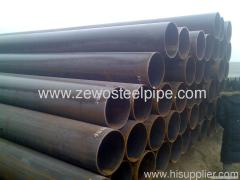 ASTM A53 ERW STEEL TUBE 273MM*6MM*11.8M