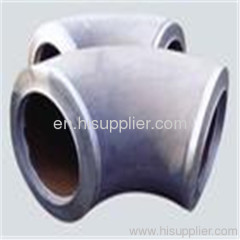 90 Degree pipe fitting asme b16.9 steel elbow manufacturer