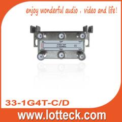 5-1000 Mhz 4 way tap