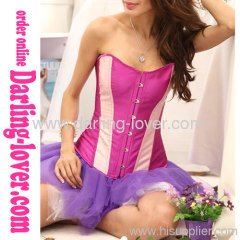Sexy Fashion Overbust New Corset