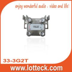 5-2400 Mhz 2 way tap