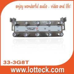 5-2400 Mhz 8 way tap
