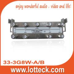 5-2400 Mhz 8 way splitter