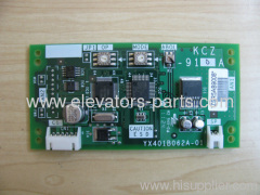 Mitsubshi PCB KCZ-910A elevator parts good quantity original new