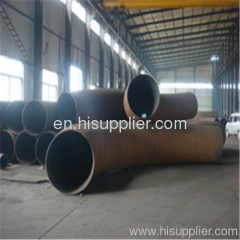 Butt Welding R=5D 90 Degree Pipe Fitting Bends