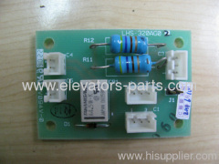PC Board For Mitsubishi Elevator LHS-320A