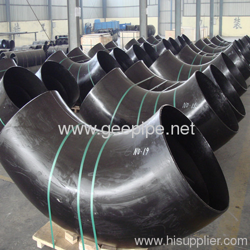ASME B 16.9 alloy steel pipe fitting