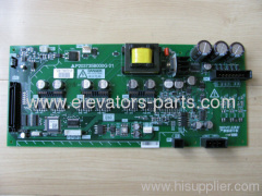 Mitsubishi P203735B000G01 pcb elevator parts original new
