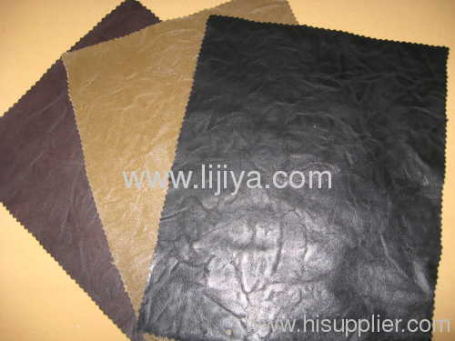 upholstery pu synthetic leather