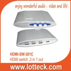 5V POWER SPPLY HDMI-SW-301C SWITCH