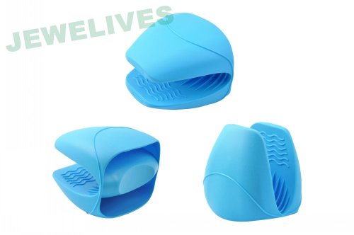 OEM & ODM Silicone & Rubber Pich Grips two Silicone mitts