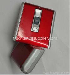 Nano mini receiver wireless optical revolving mouse