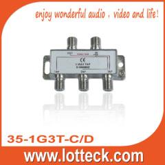 15dB Return Loss 35-1G3T-C/D 3-way tap