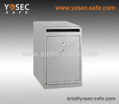 undercounter Cash depository safe