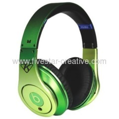 Beats by Dre Studio Nate Robinson Headphone Apple Green