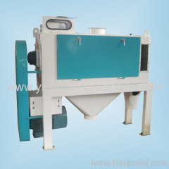 Wheat Scourer equipment getting rid of the wheat fur By striking and friction effect