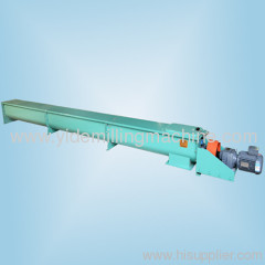 Screw Convey machinery in feed plant horizontal or inclined conveying granular material