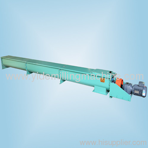 Screw Conveyor horizontal convey or inclined convey granular material and powder