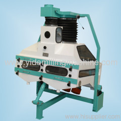 Gravity Grading Destoner wheat gravity destoner removal of stones from granular stock such as grain