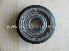Mitsubishi Elevator Lift Spare Parts 45*15MM 6201Z Door Cutter Roller