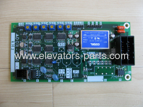 Mitsubshi Elevator spare parts DOR-430 door motor control panel PCB good quality