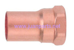 Fitting adapter FTGXF Copper fittings