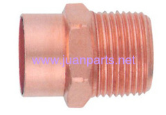 Copper Male fitting adapter FTGXM copper fitting