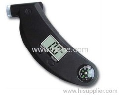3 in 1 Digital Tyre Gauge / Tire Pressure Gauge