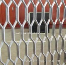 Expanded Metal mesh plate Sheet Pannel