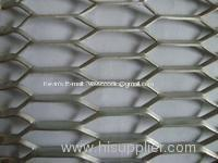 Expanded Metal mesh plate Sheet / Pannel