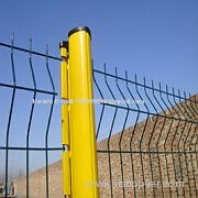 Peach type column fence netting /