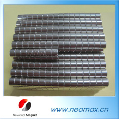 Neodymium Magnet Cylinder for sale