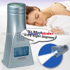 TALKING ALARM CLOCK AND FLASHLIGHT