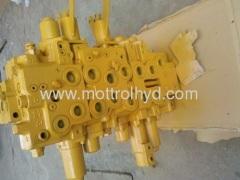 kobelco sk07-2 sk120-3 control valve assy