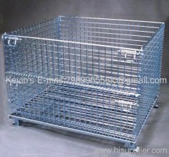 Foldable Wire Mesh Basket 1200*1000*890mm