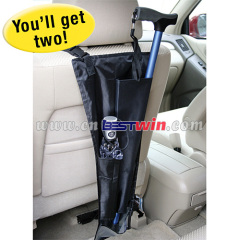 BACK SEAT CANE HOLDER SET OF TWO
