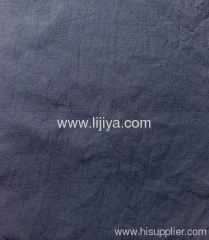 breathable synthetic leather for jacket