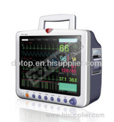 multiparameter portable patient monitor