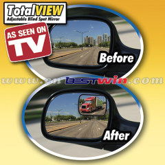 TOTALVIEW ADJUSTABLE BLIND SPOT MIRROR SET OF TWO