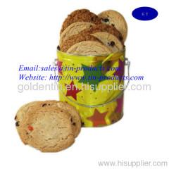 Biscuit Cookie Tin Box