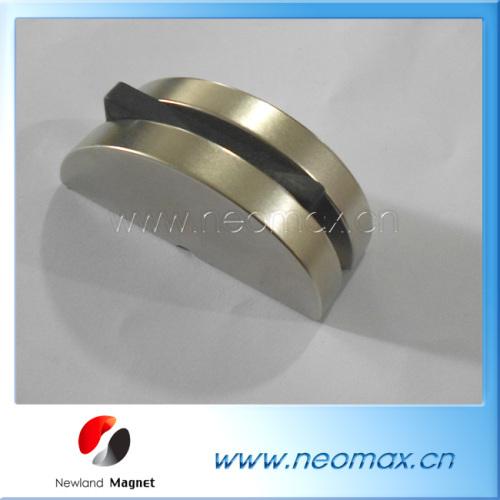 neodymium magnets half round
