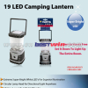 LED CAMPING LANTERN AS SEEN ON TV