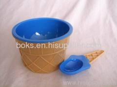 cheap plastic ice cream cups